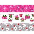 Mark's和紙膠帶 2010年限定 聖誕系列3捲入 MKT8-PK粉