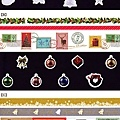 KAMOI和紙膠帶 mt2011聖誕限定組合 組合A+B+C三款一組