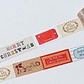 KAMOI和紙膠帶 mt2011聖誕限定單捲 標籤