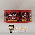 迪士尼系列包捆紙膠帶 米奇 $290