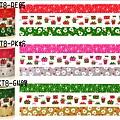 Mark's和紙膠帶 2010年限定 聖誕系列3捲入
