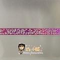 MW Lace Deco蕾絲鏤空裝飾膠帶15mm MW91384蝴蝶結粉 $185
