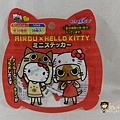 ensky卡漫貼紙包 愛露貓xkitty 相簿價$125 合購價$115