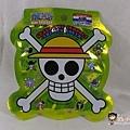 ensky卡漫貼紙包 海賊王新世界 相簿價$125 合購價$115 可重覆黏貼