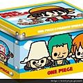 海賊王寶物折疊收納盒  ONE PIECExPANSON WORKS Q版綜合 $350