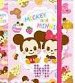 ~需另外代買訂購~迪士尼系列貼紙收納冊 S2110016米奇米妮