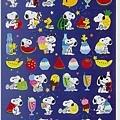 尚有現貨~史努比季節主題手帳貼 KJ65187史努比夏天吃刨冰 $90