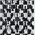 KJ貼紙 黑白剪影系列 KJ43979黑白棋 $80