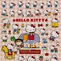 KT手帳貼紙 復古風系列 S8565260大象玩具 $100