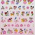 KJ貼紙 迪士尼DC系列 KJ69228綜合baby賞櫻花 $100