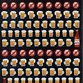 KJ貼紙 KJ43366禁止啤酒 $80