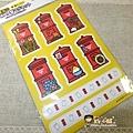 日本郵局周邊 季節性紅色郵筒造型磁鐵 2012年春夏數量限定款 $260