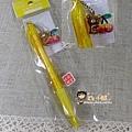 san-x懶熊 日本當地限定款 山形限定 蘋果自動鉛筆 $290 A