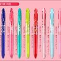 Pentel sliccies三色筆管 數量限定款童話公主系列 $200