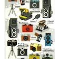 MW貼紙 水晶貼圖鑑系列 MW74478相機圖鑑 $125