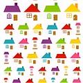 MW貼紙 JOY系列 MW72874joy房屋 $75