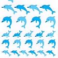 MW貼紙 JOY系列 MW72890joy海豚 $75