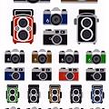 MW貼紙 JOY系列 MW72895joy復古相機 $75