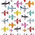 MW貼紙 JOY系列 MW72902joy飛機 $75