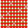 RYU貼紙 Circle系列 RCS-18草莓 $75