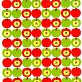 RYU貼紙 Circle系列 RCS-20青紅蘋果 $75