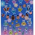 geena水晶貼 夏季系列 V12-071616白熊祭典 $120