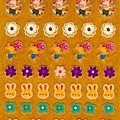 Oriental手帳貼 手繪家合作系列 S-1579 Upcheeka兔 $85