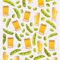 ACTIVE貼紙 夏日系列 SG-20S腕豆啤酒 $90