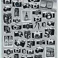 KJ貼紙 黑白剪影第二彈 KJ44359相機 $80