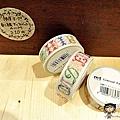 現貨已售完,無法再到貨~KAMOI和紙膠帶 mt factory見學限定款 刺繡アルファベット A-M