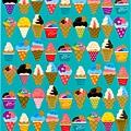 RYU貼紙 Circle系列 RCS-113冰淇淋 $75