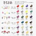 月貓 津久井智子合作款 多功能水性豆子泥 色表