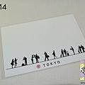 東京中央局限定明信片 東京14 $65 A