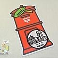 紅色郵筒造型明信片 東京中央局限定 特製款 $95 A