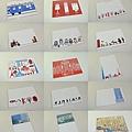 東京中央局限定明信片 21張套組 $1525 A