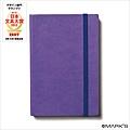 需累積最低訂貨量才能代購(同色三冊)~Mark's EDiT B6變形紫$1200 13dr-et01-pl