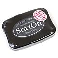 現貨已售完~月貓 Staz On速乾性油性印台 SZ-32岩石灰ストーングレイStone Gray $330