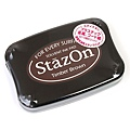 月貓 Staz On速乾性油性印台 SZ-41木材咖ティンバーブラウンTimber Brown $330