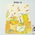 snih明信片 SPS64 B $75