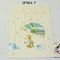 snih明信片 SPS64 F $75