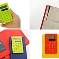 HOBO手帳2013 超輕薄夾式計算機 共八色 $690/色 A