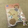 磁鐵+造型便利貼 愛麗絲 $185