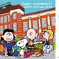 史努比明信片 東京站限定 四週年系列 $85 A