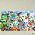 迪士尼海洋限定 玩具總動員3D明信片 $200 A