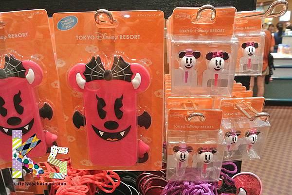 迪士尼TDL限定 2012萬聖節限定 南瓜魂iPhone4矽膠手機殼 $880A