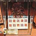 迪士尼海洋限定 2012萬聖節限定 貼紙型郵票 $900A