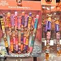 迪士尼海洋限定 2012萬聖節限定 6入原子筆組合 $950A/多色筆 $480A