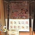 迪士尼海洋限定 11週年記念貼紙型郵票 $900A