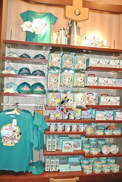 迪士尼海洋限定 11週年記念商品