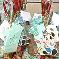 迪士尼海洋限定 11週年記念 伸縮矽膠票夾 $690A